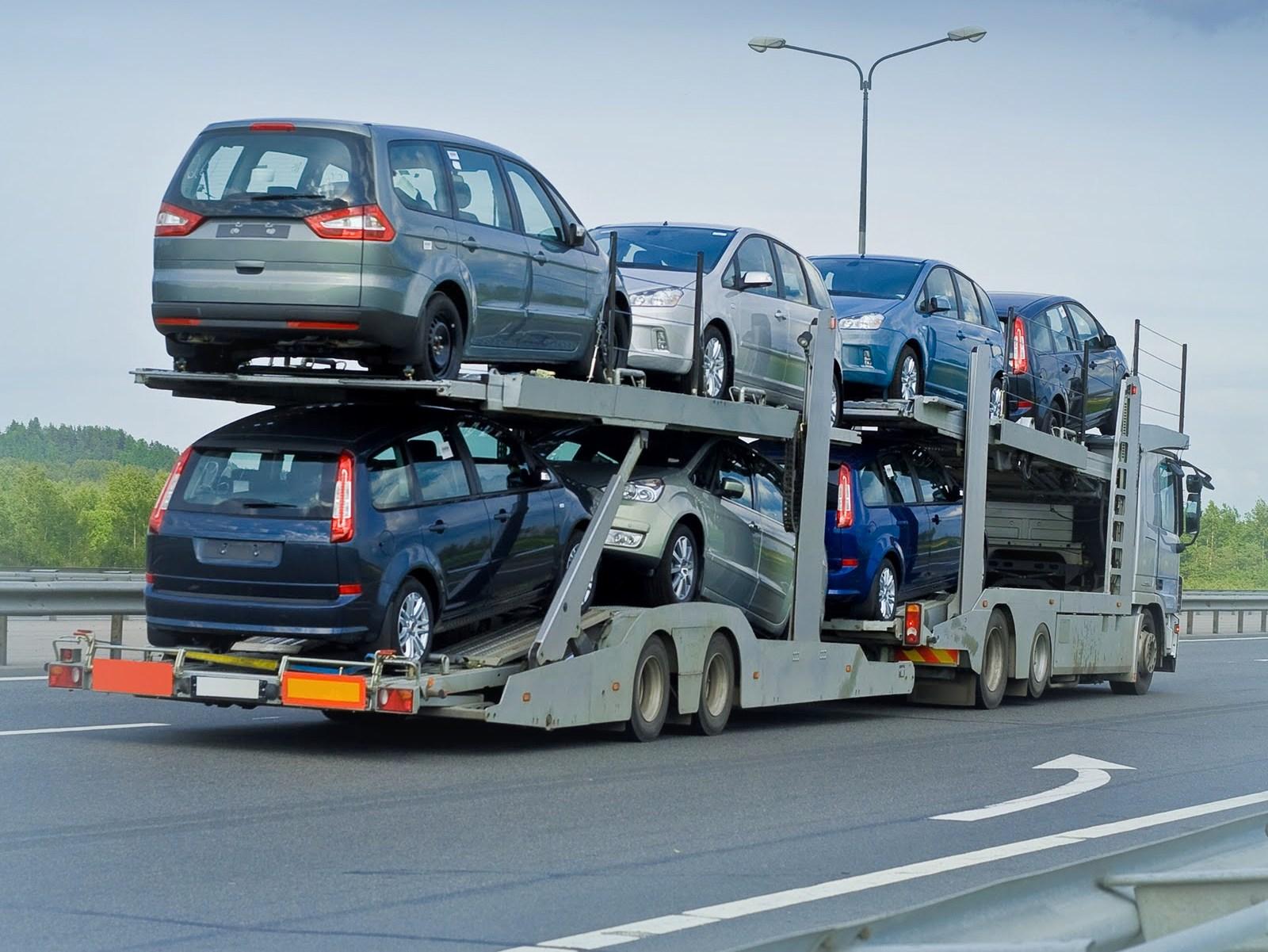 Как перевезти авто в россии